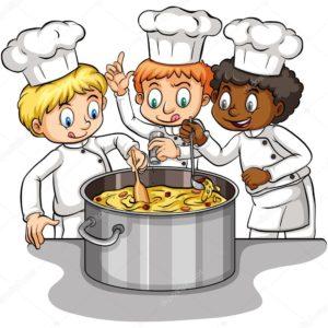 Cocina Rapida y Saludable