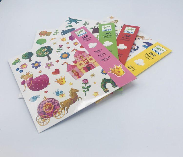 pegatinas niños stickers