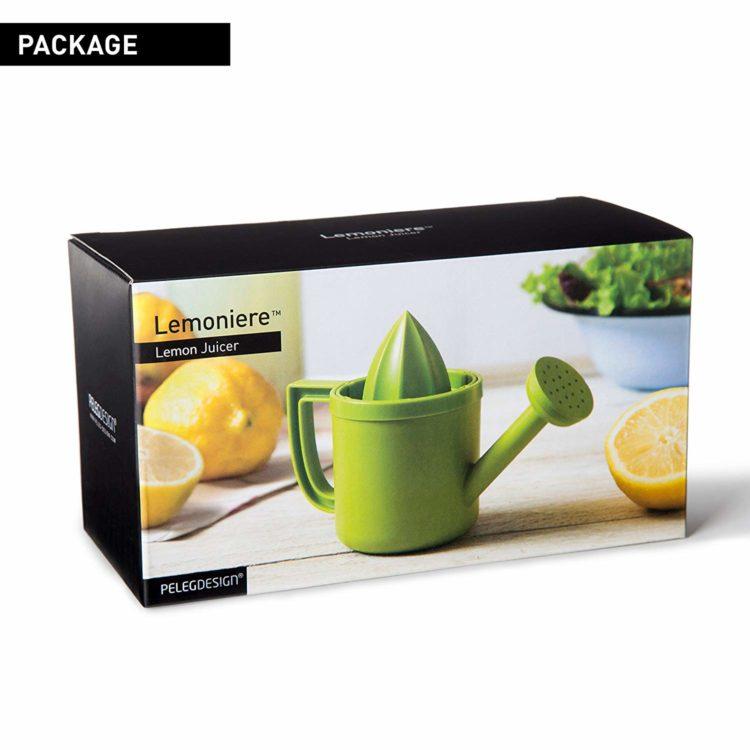 exprimidor limones regadera verde