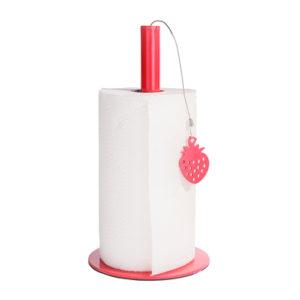 soporte papel cocina strawberry